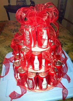 Coca-cola cake
