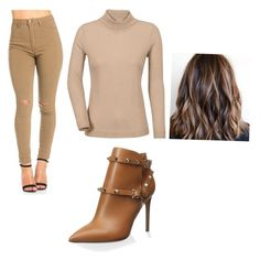 """Raticate outfit"" by pokemonpikachuuuuuuu on Polyvore featuring Valentino"