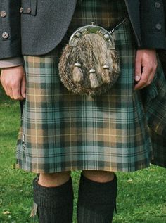Hand-Sewn in Scotland Made-to-Measure 8 Yard Kilts £395.00