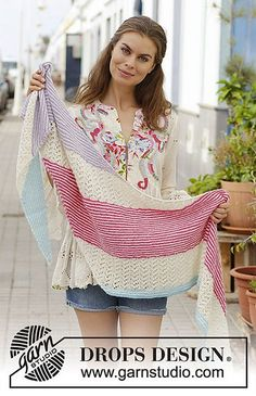 Ravelry: 186-13 Happy Hour pattern by DROPS design