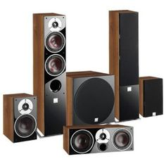 Dali Zensor 5 5.1 Home Cinema Speaker Package (Light Walnut) Be the first to review this item More about this product Price: £1,429.00