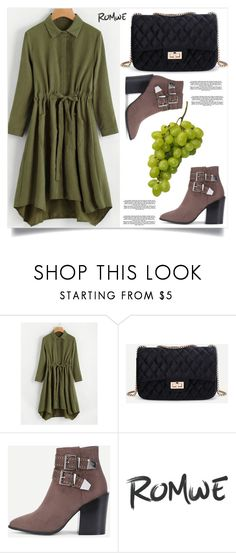 """""""ROMWE 9/10"""" by samed-85 ❤ liked on Polyvore"""