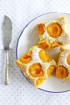 Soft, sweet, wonderful Apricot Cake. #cooking #food #dessert #baking #cake #apricots