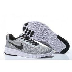 Women Nike SB Paul Rodriguez 9 Light Gray Black Shoes