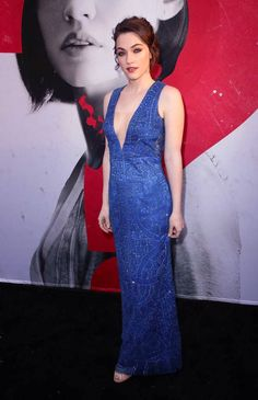 Violett Beane, Miss Independent, Jazz At Lincoln Center, In Hollywood, Hollywood California, Blue Dresses, Formal Dresses, Universal Pictures, The Cw