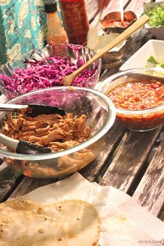 Pulled Pork Tacos: A Dinner That Draws A Crowd