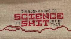 Image result for feminist cross stitch