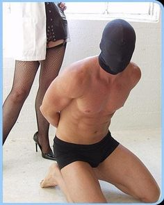 Introducing Spandex Hood W Built In Blindfold. Get Your Ladies Products Here and follow us for more updates!