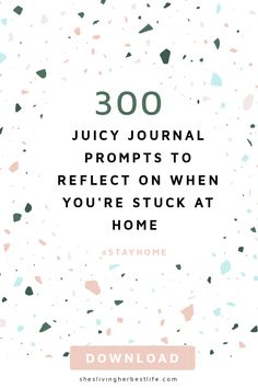 Looking for daily journal prompts you can use to learn more about who you are and what you want out of life? Get 300 daily journal prompts and start journaling now. Daily Journal Prompts, Life Journal, Journal Art, Journal Ideas, Bullet Journal, Personal Development Books, Self Development, Fun Questions To Ask, This Or That Questions
