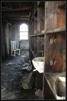 George Barnsley & sons Ltd, Sheffield. Dec '12 - Derelict Places
