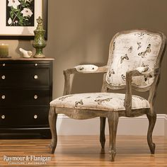 Enrich your room with elegance and style with this lovely Monarch accent chair. It's also a great option if you're looking for a comfortable and stylish chair for a reading nook.