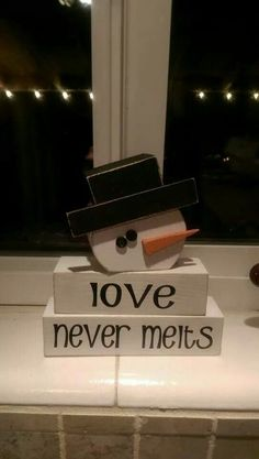 Love Never Melts.