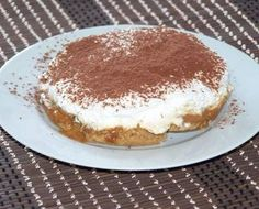Banofee pie my favorite dessert ever !