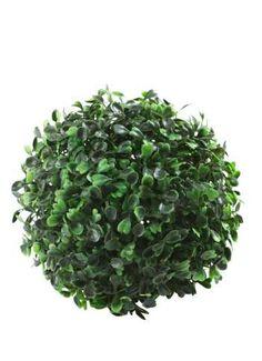 Künstliche Buchsbaumkugel 16 cm Ø