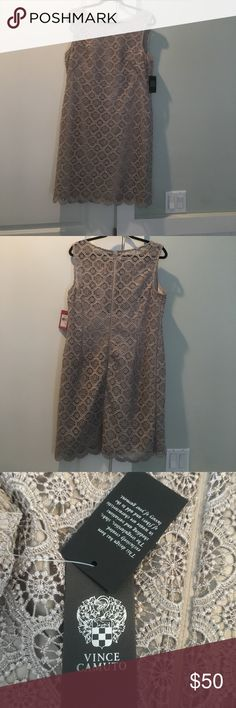 Semi formal taupe dress size 14 never been worn Taupe cocktail dress Dresses Wedding