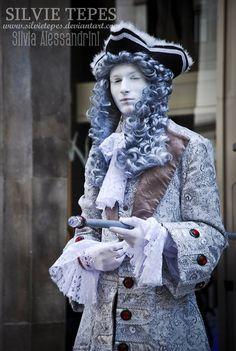 18th century mime by SilvieTepes on DeviantArt