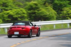 Zoom Zoom with the MX5