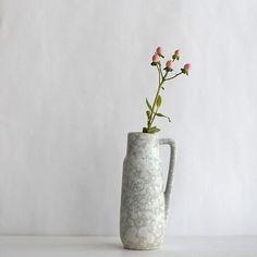 Vintage Vase Scheurich Keramik