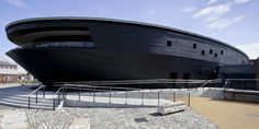 Mary Rose Museum, Portsmouth, England