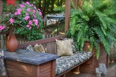 Small backyard ideas can help to extend home interiors and create charming outdoor rooms that connect people to the nature