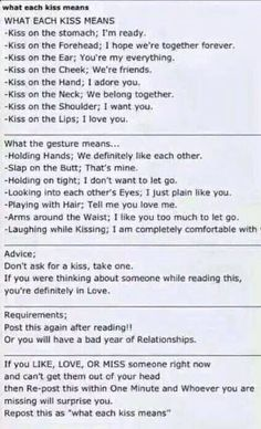 I thought this was a writing post for how to write about kissing and I was imagining the couple inmy... #relationshipgoals