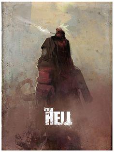 Hellboy - Eduardo Peña