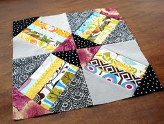 The Way I Sew It: Scrap Block Challenge  Great blocks and great colors
