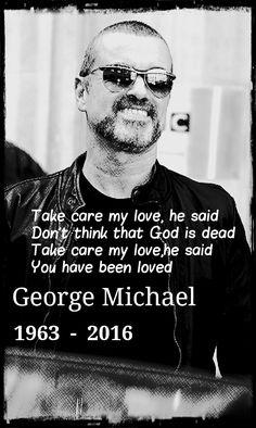 In memory of George Michael