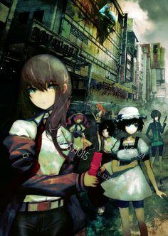 Steins Gate (Kurisu Makise, Mayuri Shiina, Suzuha Amane, Ruka Urushibara, Rumiho Akiha, Moeka Kiryuu)