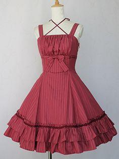 Victorian maiden マリーローズジャンパースカート