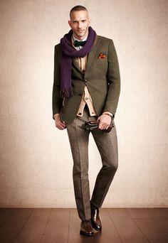 Pedro del Hierro Man Collection - Autumn/Winter 2012-2013 #pedrodelhierro