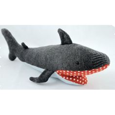 Shark by Sweater Toys $36