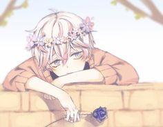 Mystic Messenger- Ray #Otome #Game #Anime. Susanghan Messenger