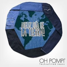 OH POMP!® Jeans Earth Day (Social Responsibility)