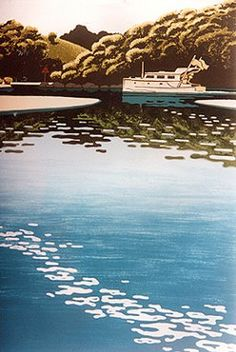 Ocean Bound Tony Ogle - Art Rentals and Hire in New Zealand