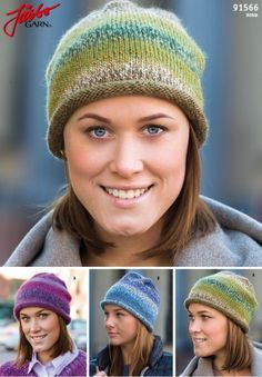 Highland Symphony Shawl Knitting pattern by Marion Schlenzka Knit Crochet, Crochet Hats, Wool Yarn, Knitted Hats, Shawl, Knitting Patterns, Winter Hats, Brand New, Blogg