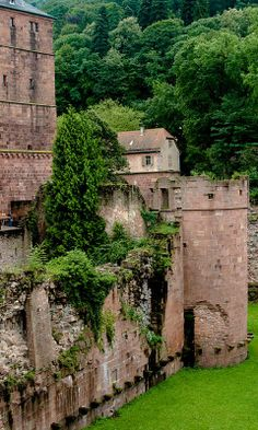 Heidelberg Castle, Bavaria, Germany