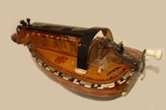 Hurdy Gurdy by Pajot fils. Possibly 1878.  http://www.stanhopecollection.co.uk/Other.html