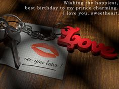 Long Distance Birthday Quotes