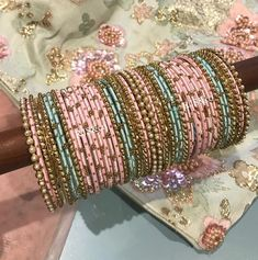 Silk Thread Bangles Design, Silk Bangles, Bridal Bangles, Thread Jewellery, Silver Bracelets, Bangle Bracelets, Bridal Jewellery, Chuda Bangles, Bollywood Jewelry