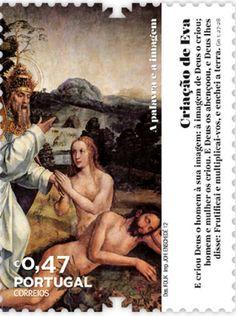 """FotoOs CTT lançaram recentemente em Fátima o livro """"A Palavra e a Imagem"""", onde Paulo Mendes Pinto reúne «dois dos elementos mais fortes e presentes na cultura da Europa Ocidental: a Bíblia e a pintura»."""