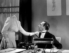 rhetthammersmithhorror:  The Invisible Woman (1940)