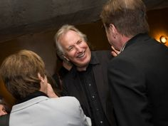 "April 20, 2010 -- Alan Rickman❤️ —  at the opening night of ""Creditors"" at BAM in New York."