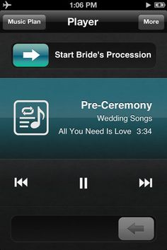 Music: my WeddingDJ app! This is a great way to save money for your wedding. Play all your wedding music from the playlist and songs you organized via this app! Diy Wedding Dj, Wedding Music, Wedding Wishes, Wedding Ceremony, Our Wedding, Dream Wedding, Wedding Ideas, Wedding Stuff, Wedding Venues