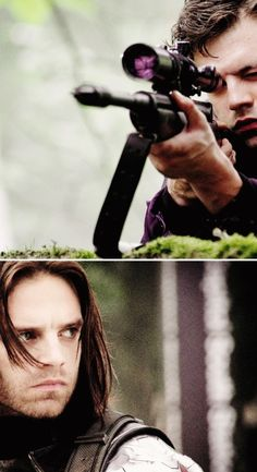 From Bucky Barnes to the Winter Soldier... to James. Zelda sees no reason to withhold James's name from him.