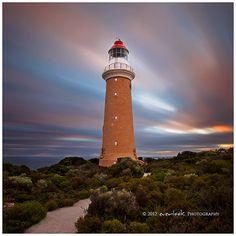 Cape Du Couedic - Kangaroo Island #Lighthouse - #South #Australia    http://dennisharper.lnf.com/