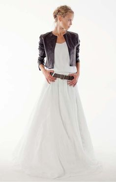 La robe de mariée rock