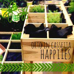 Orto in cassetta - [happiies] http://happiies.com/2013/08/19/orto-in-cassetta/