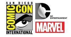 #SanDiegoComicCon | DC e Marvel são confirmados no evento