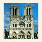 The Notre Dame Cathedral is over 850 years old. It is in the center of Paris, France and free to visit. It has hundreds of years of church relics from France. I didn't get to see it on my last visit to France and I would love to see it this time.